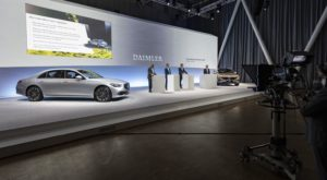 Daimler Ergebnis 2020