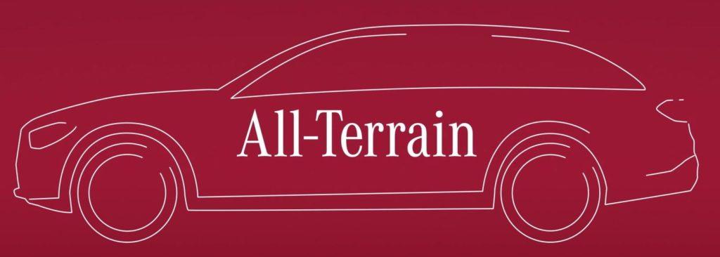 Mercedes C-Klasse T-Modell All Terrain