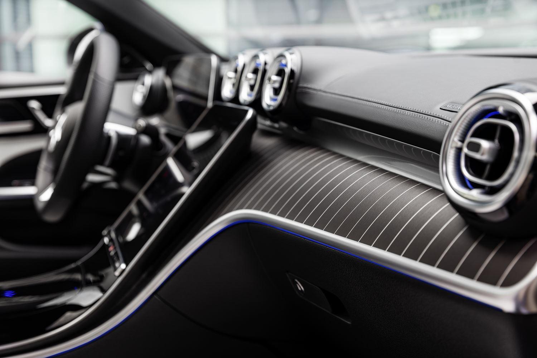 Mercedes C-Klasse W206 2021 Interieur