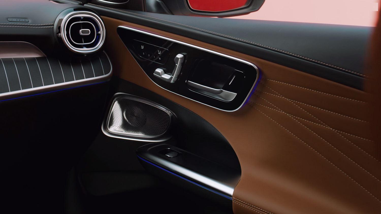 Mercedes C-Klasse W206 Türinnentafel
