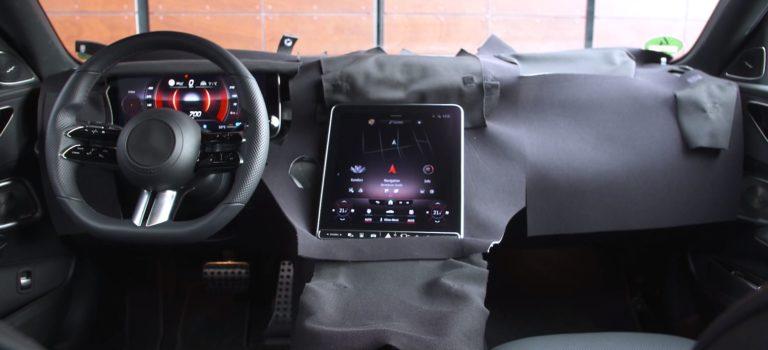 Mercedes C-Klasse W206 Interieur