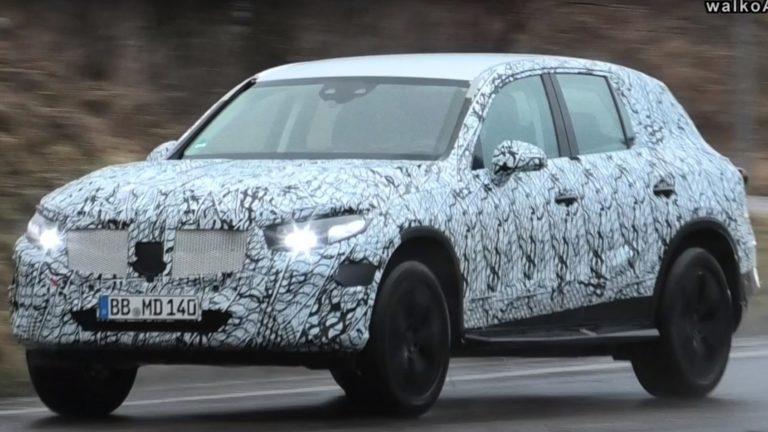Mercedes GLC X254 2022