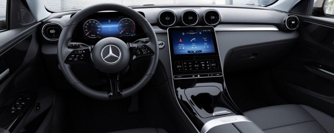 Mercedes C-Klasse W206 Serienausstattung