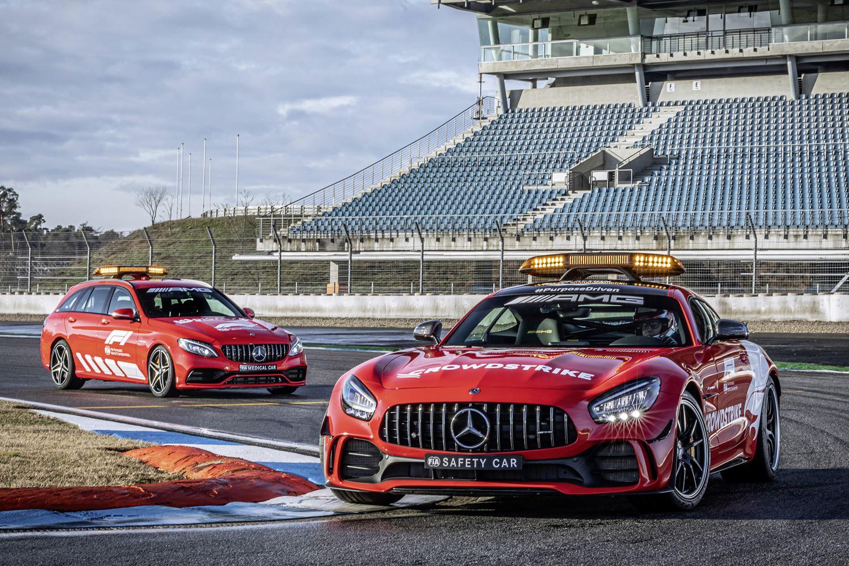 Aston Martin Und Mercedes Amg Teilen Sich Das Safety Car Jesmb