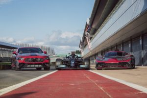 Mercedes AMG E Performance