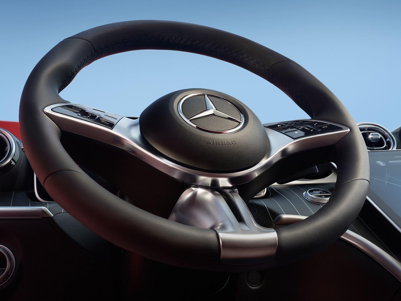 Mercedes C-Klasse W206 Lenkrad