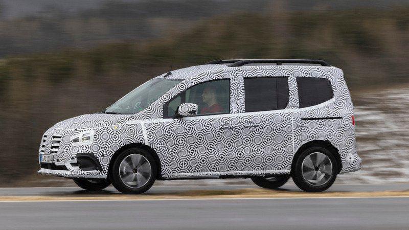Mercedes Citan 2021