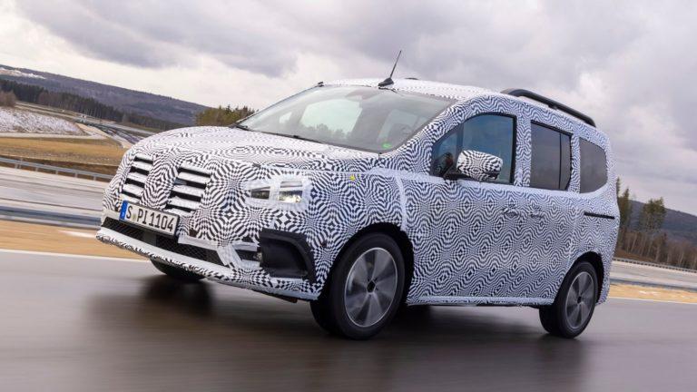 Mercedes Benz Citan 2021