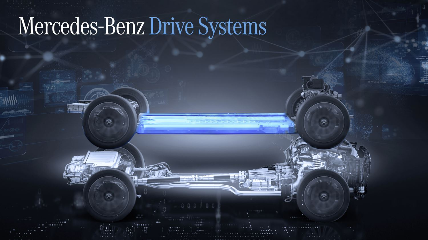 Mercedes Benz Drive Systems