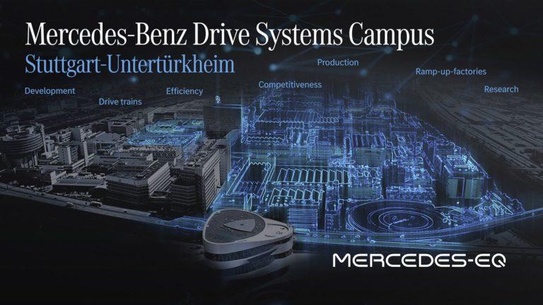 Mercedes Benz Werk Stuttgart Untertürkheim