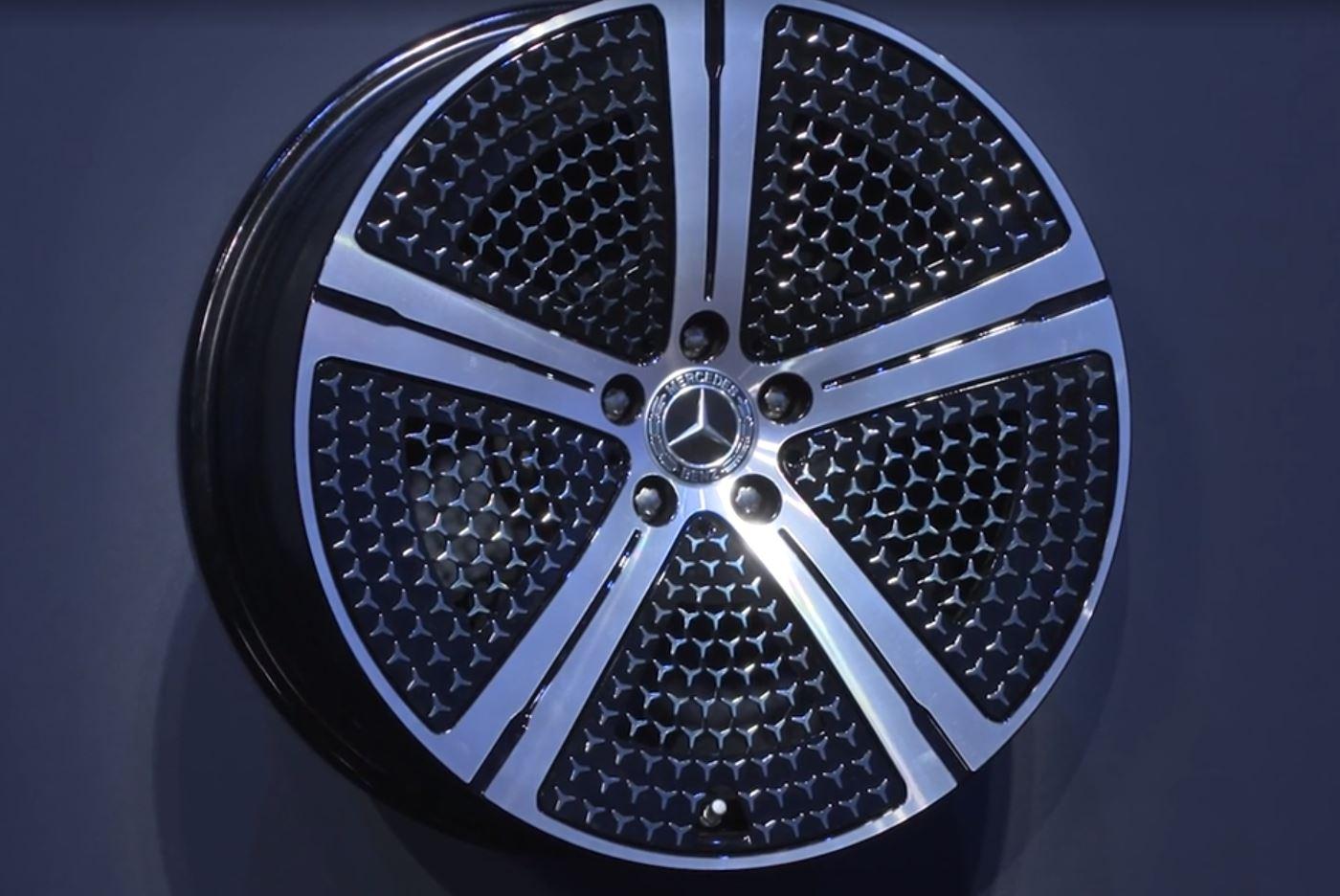 Mercedes EQS Aerorad