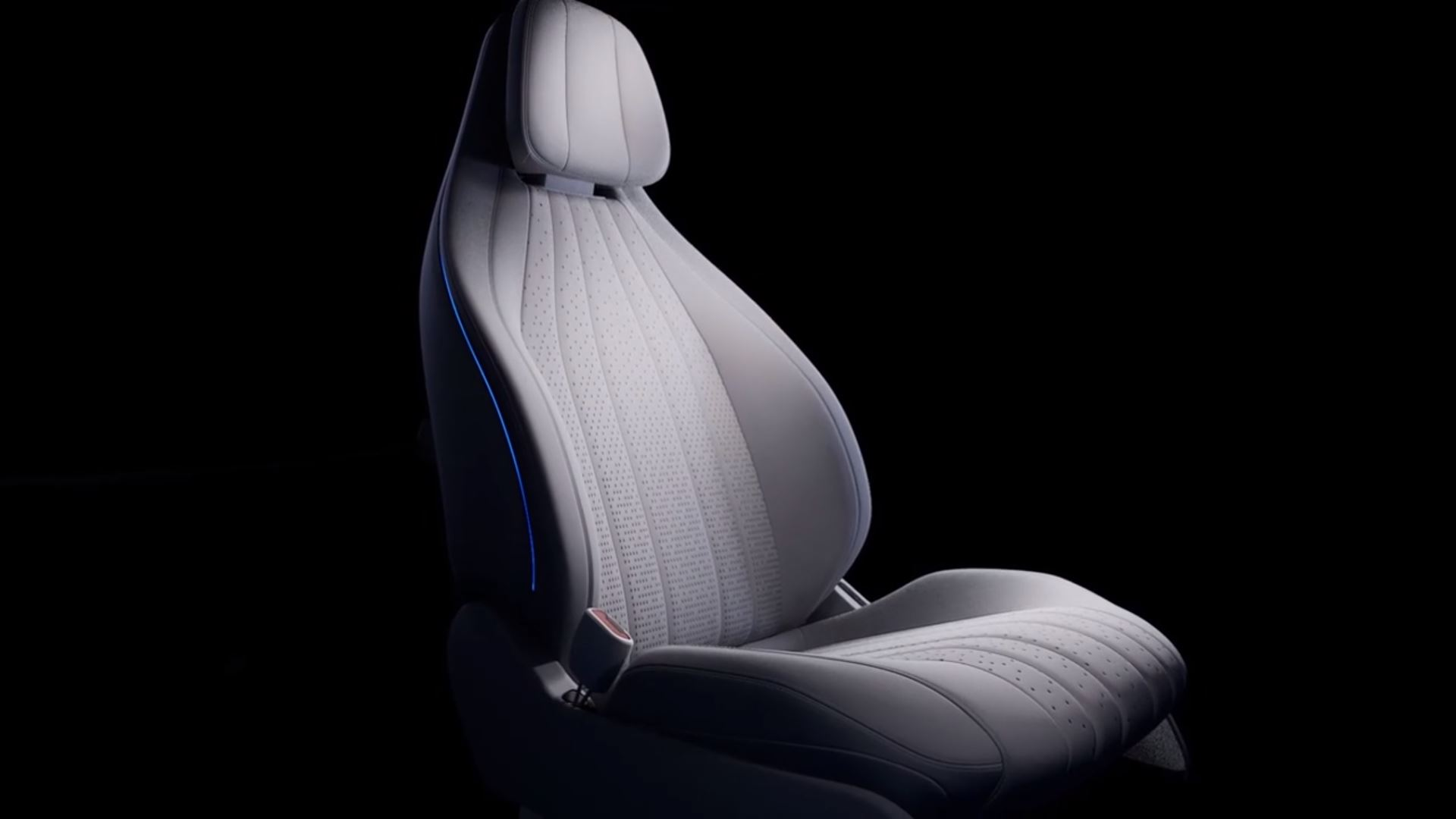 Mercedes EQS Sportsitz