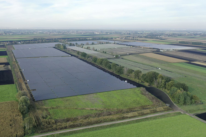 Mercedes Solarpark