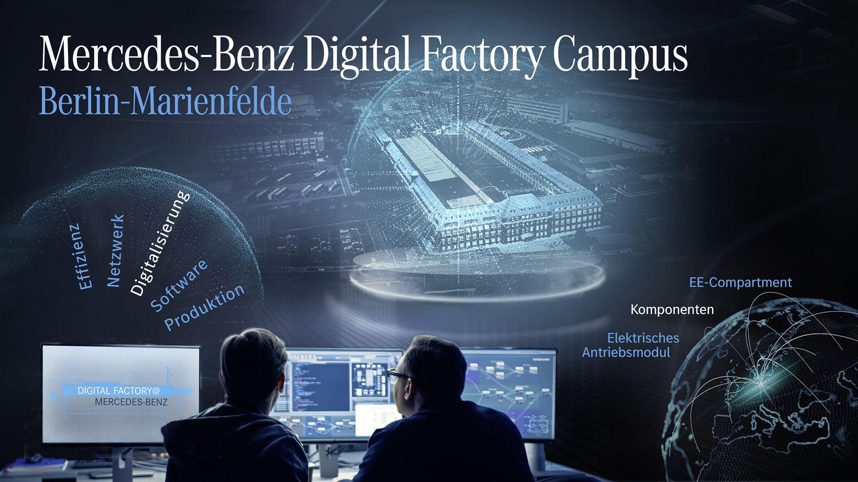 Mercedes Werk Berlin Marienfelde Zukunft
