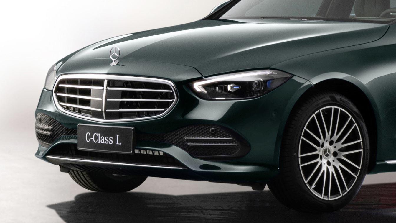 Mercedes C-Klasse Exclusive