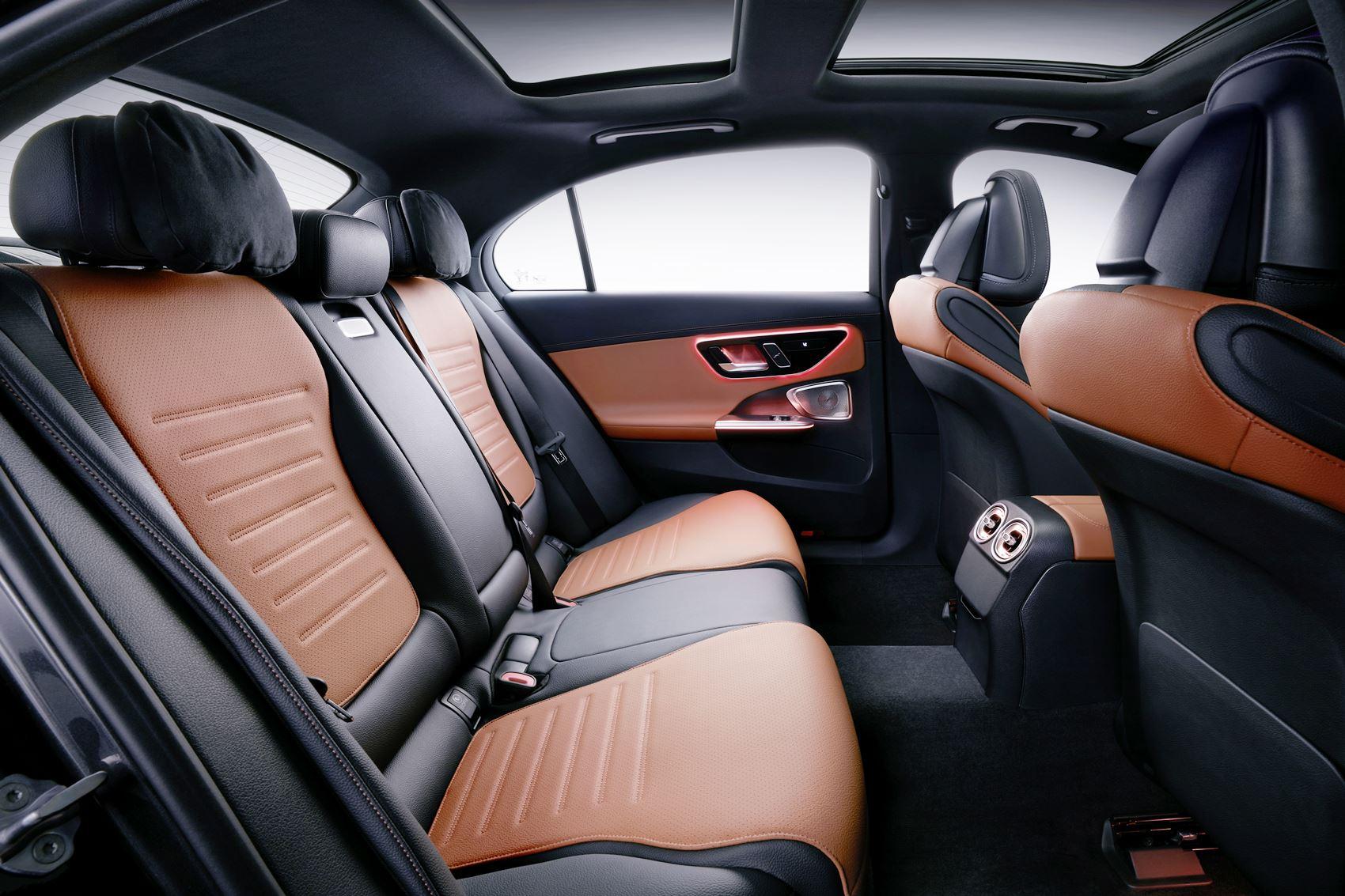 Mercedes C-Klasse Langversion V206 China