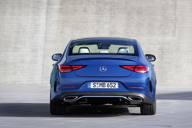 Mercedes CLS Facelift