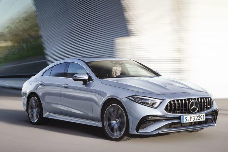 Mercedes AMG CLS 53 Facelift