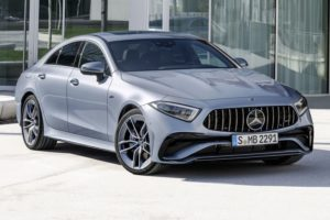 Mercedes AMG CLS 53 Facelift