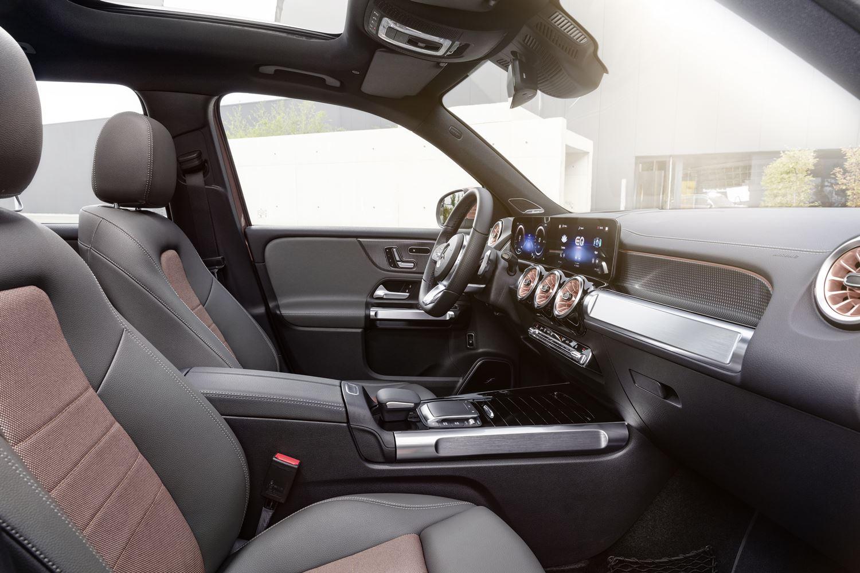 Mercedes EQB Interieur