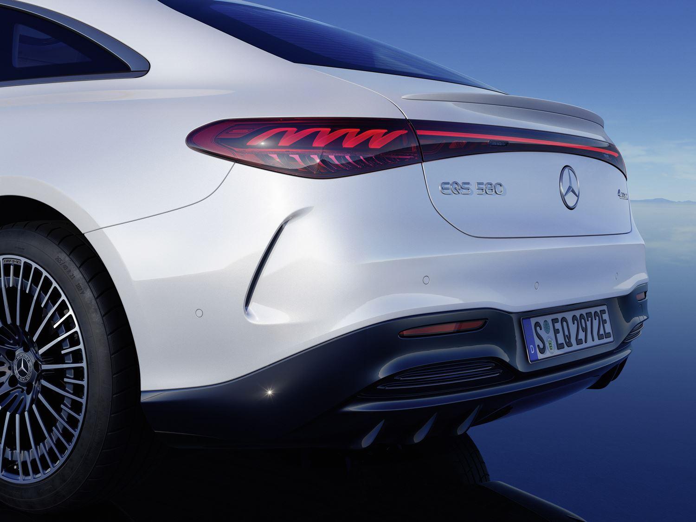 Mercedes EQS AMG Line