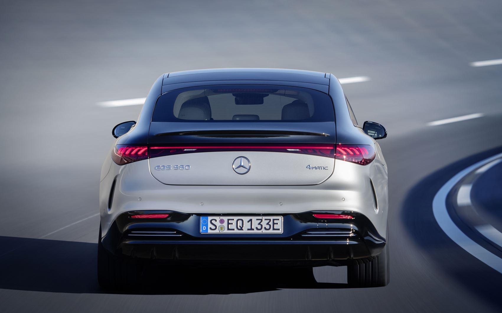 Mercedes EQS AMG Line Edition 1