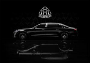 Mercedes Maybach 100 Jahre