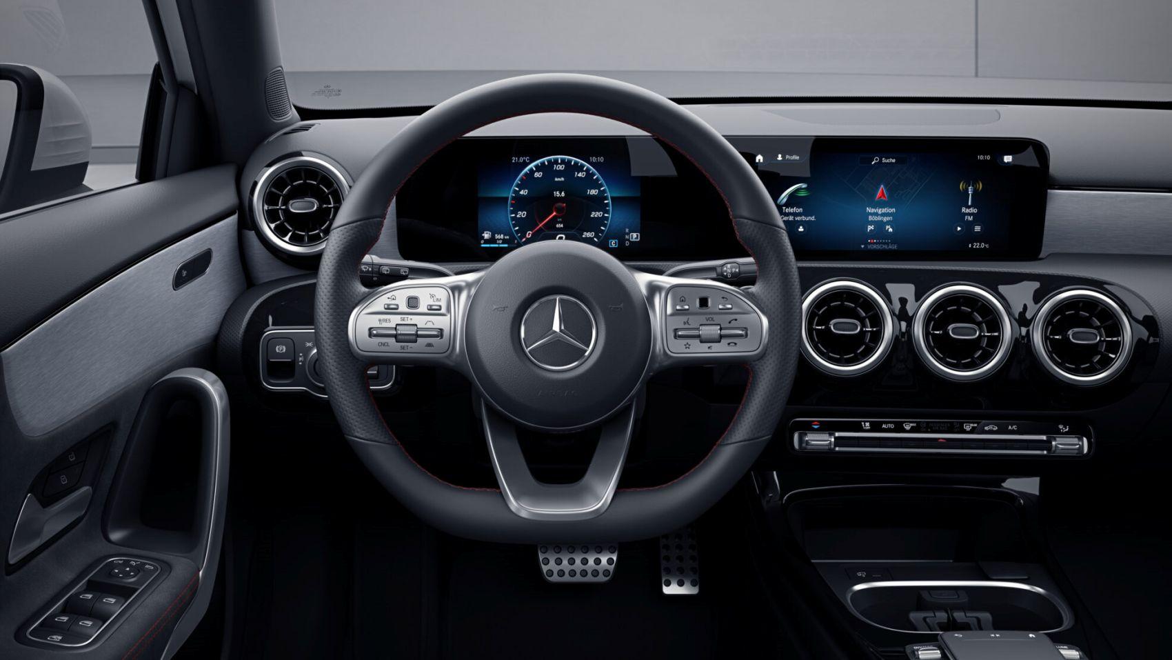 Mercedes A-Klasse Advanced