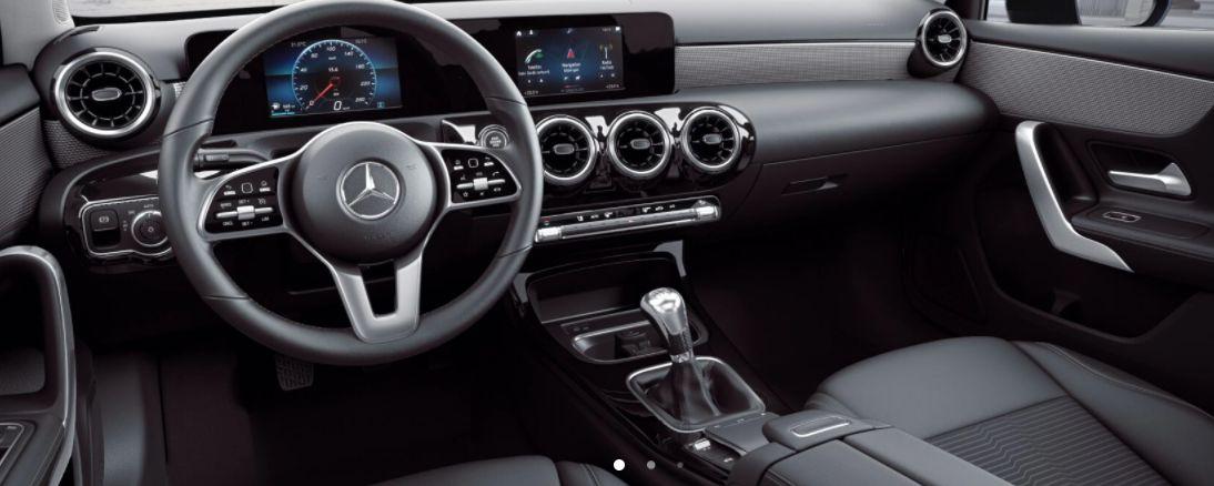Mercedes A-Klasse MBUX 7 Zoll