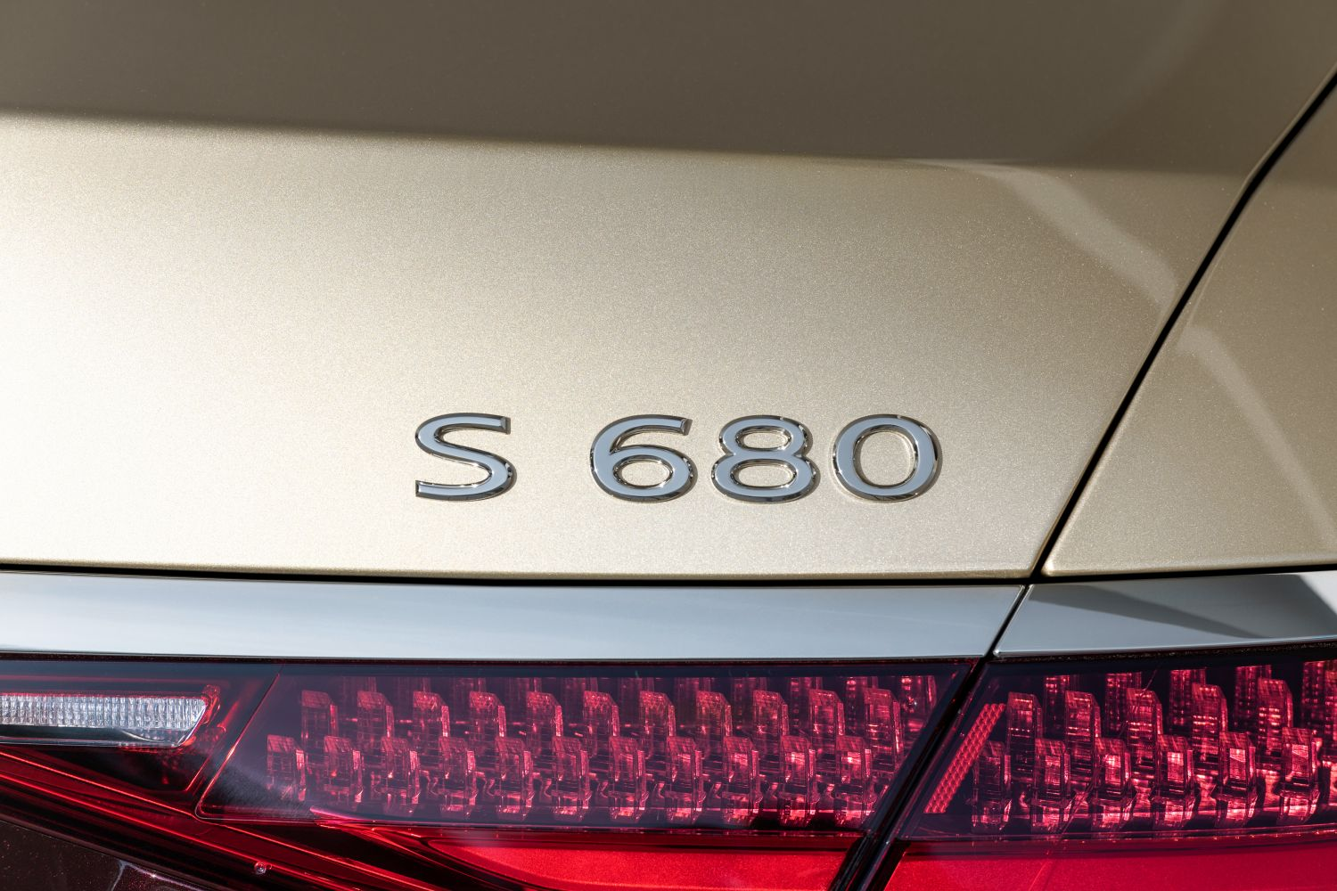 Mercedes Maybach S 680