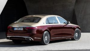 Mercedes Maybach S-Klasse V12