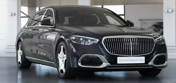 Mercedes Maybach S 580 4matic