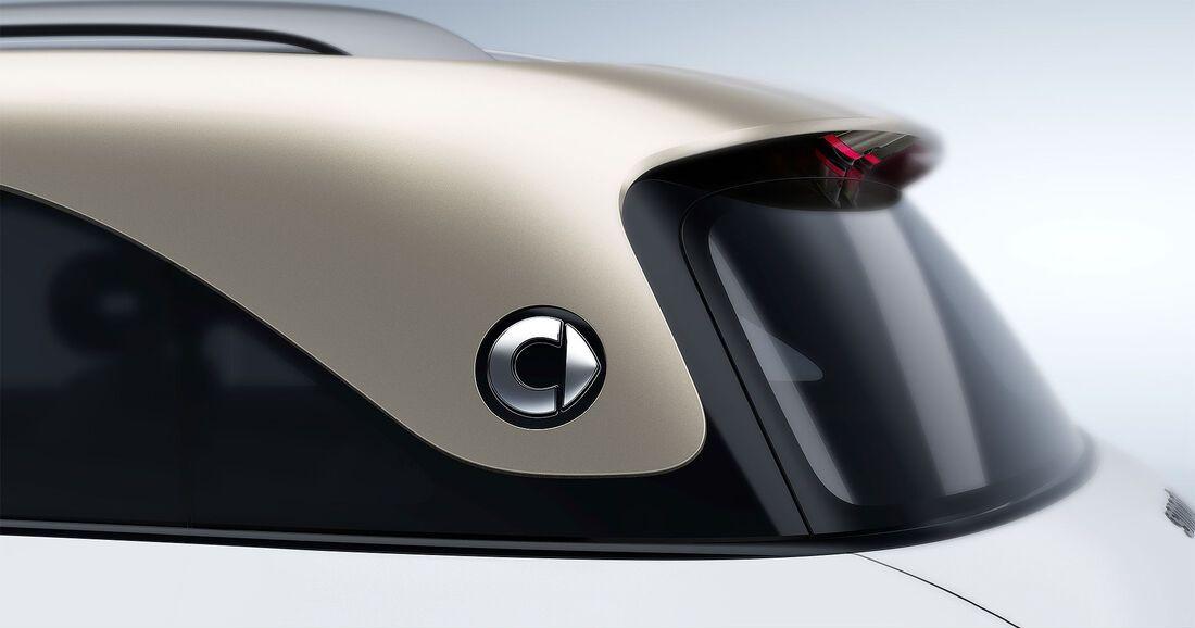 smart e-SUV Concept