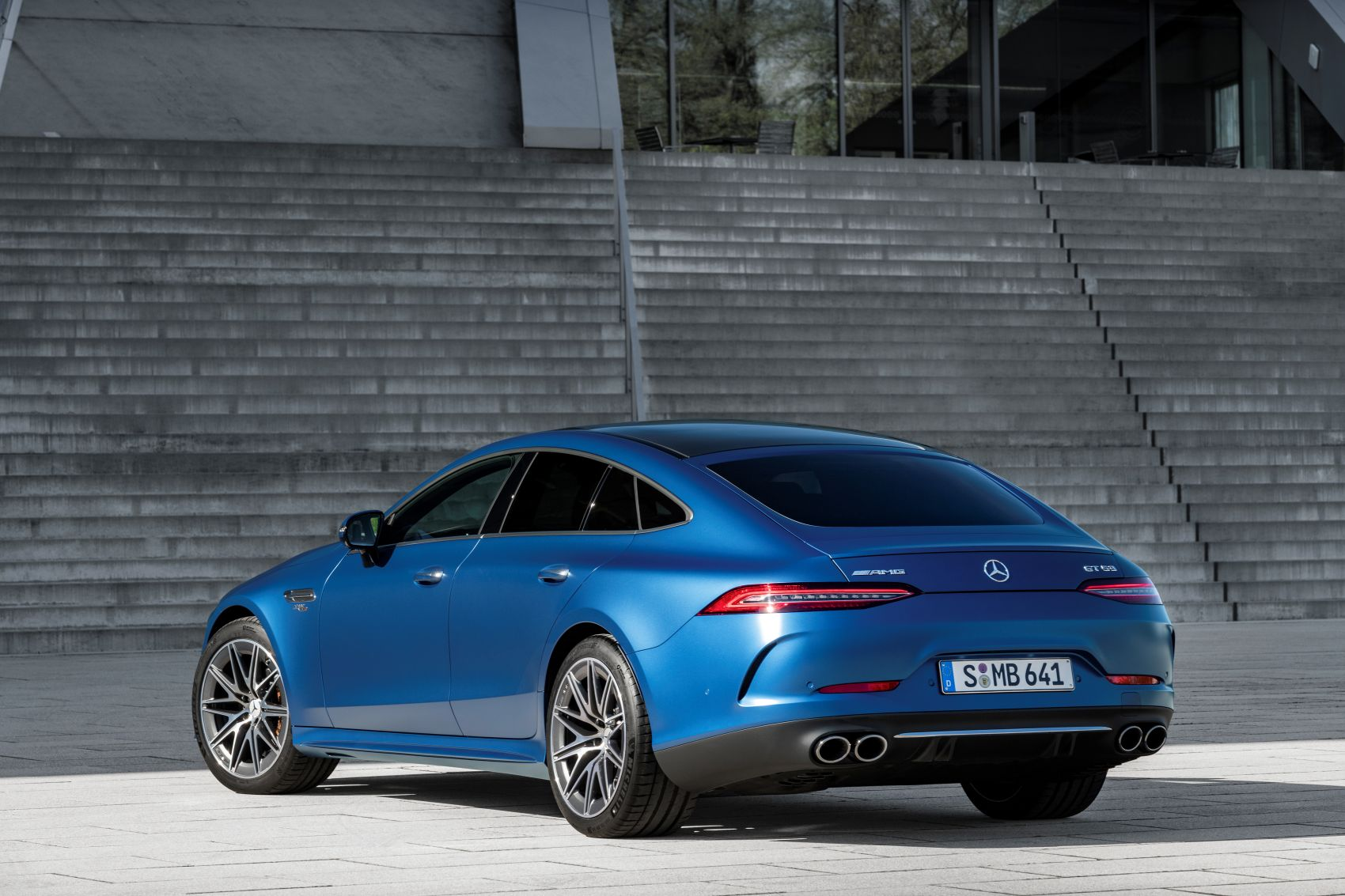 AMG GT 53 4matic Facelift