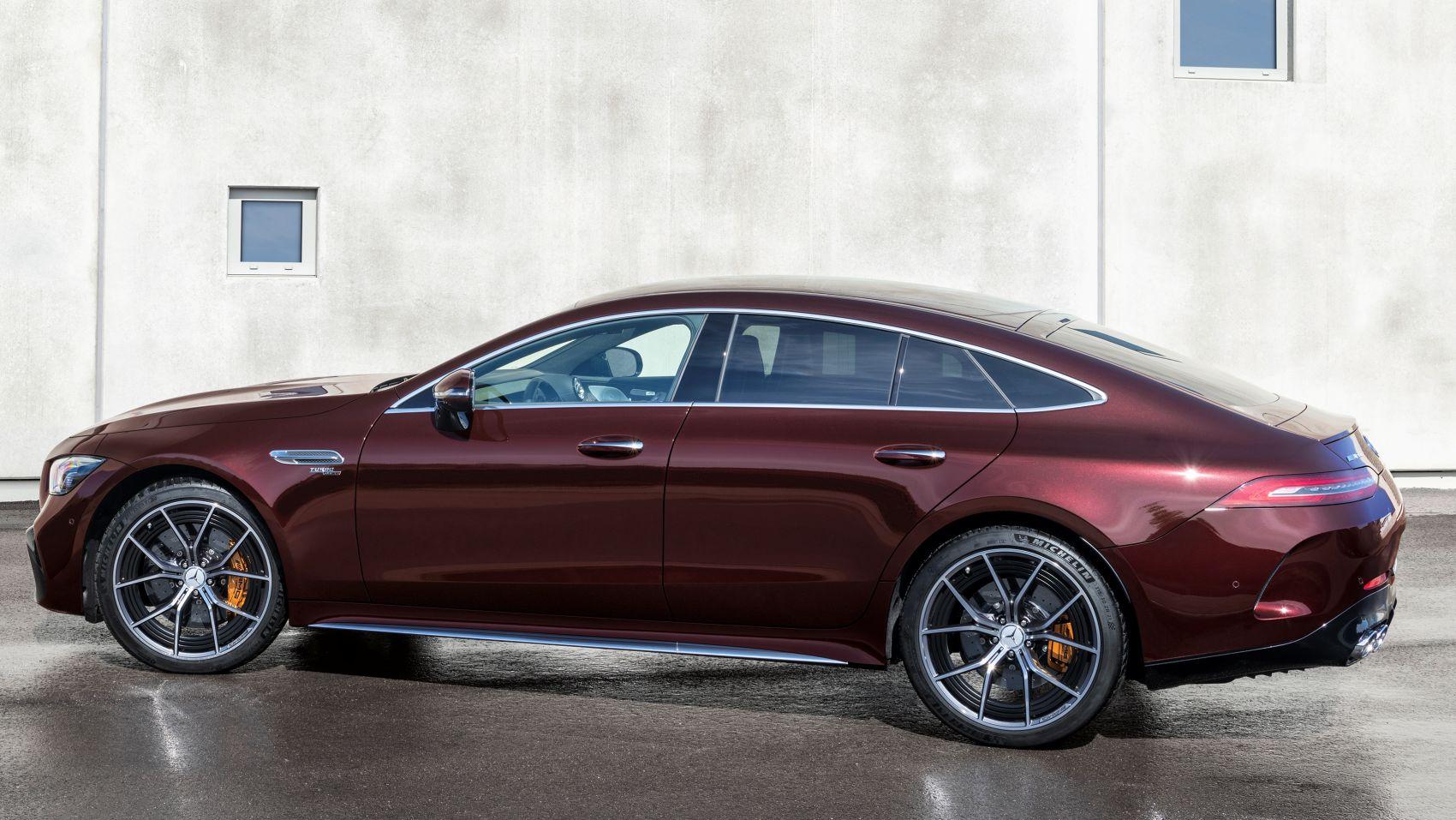 AMG GT 4-Türer Facelift X290