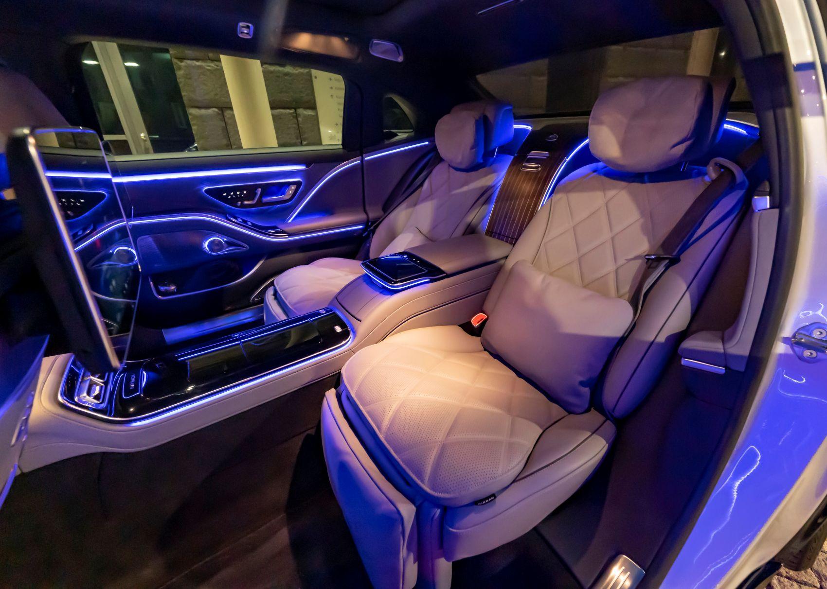 Maybach S-Klasse Luxus Fond