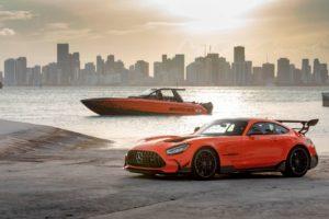 Mercedes AMG Black Series Powerboat