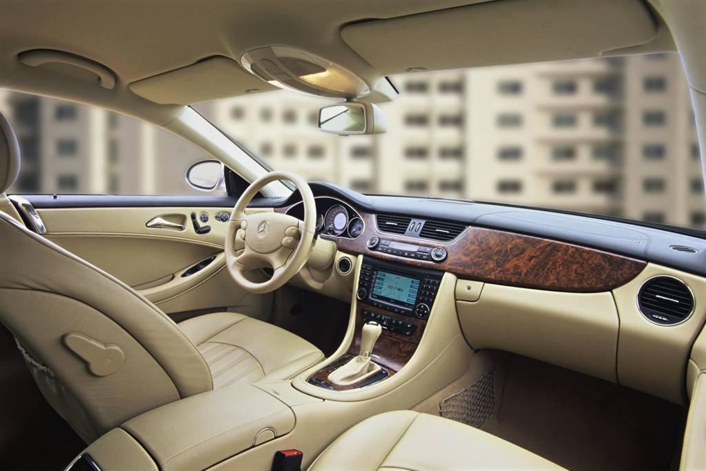 Mercedes CLS 2004