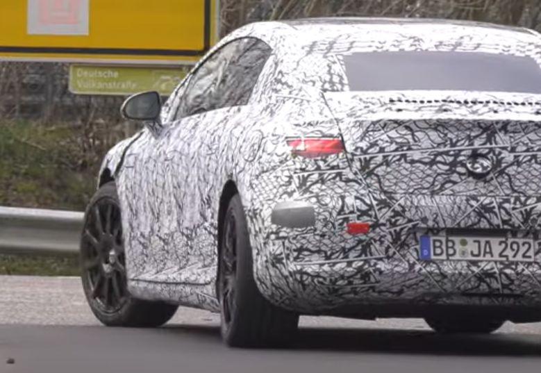 Mercedes EQE (V295) Hinterachslenkung