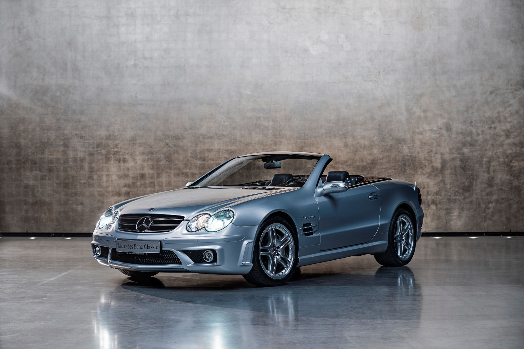 Mercedes R230