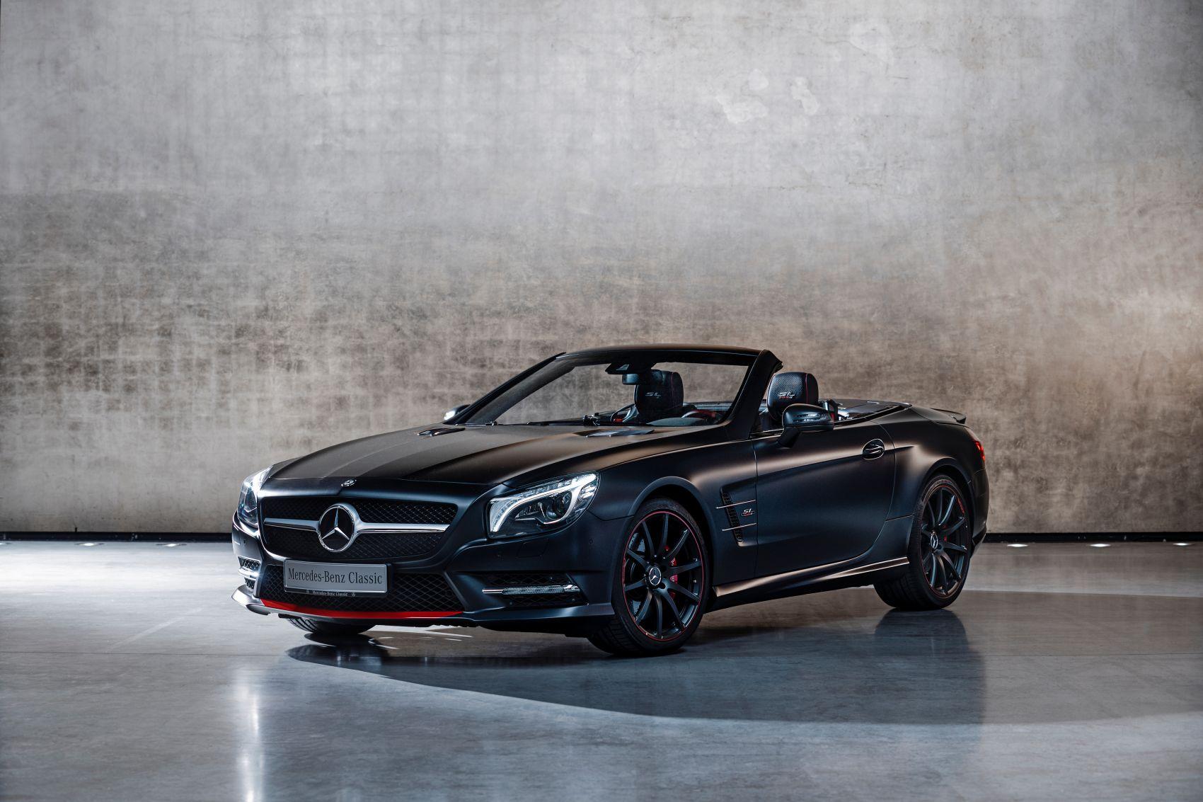 Mercedes R231