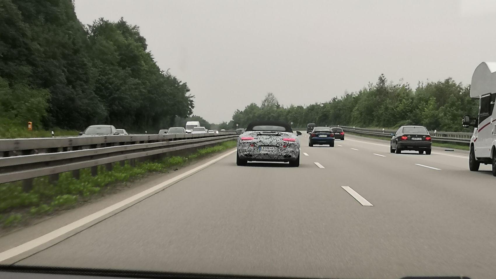 Mercedes AMG SL (R232)