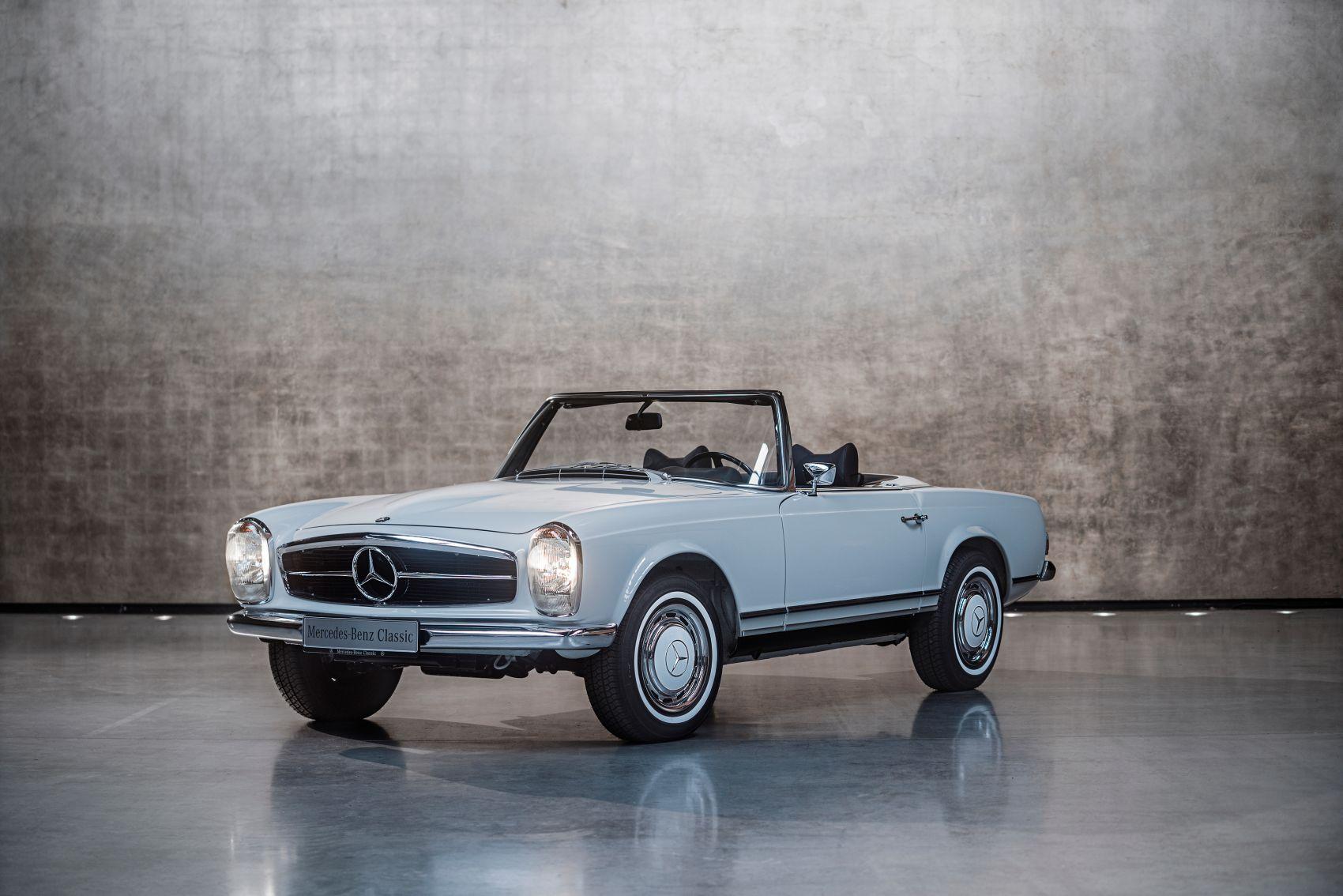 Mercedes SL W113