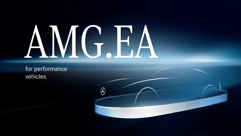 AMG.EA Elektro-Plattform