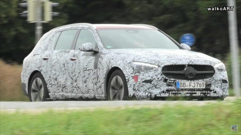 Mercedes C-Klasse S206 All-Terrain T-Modell