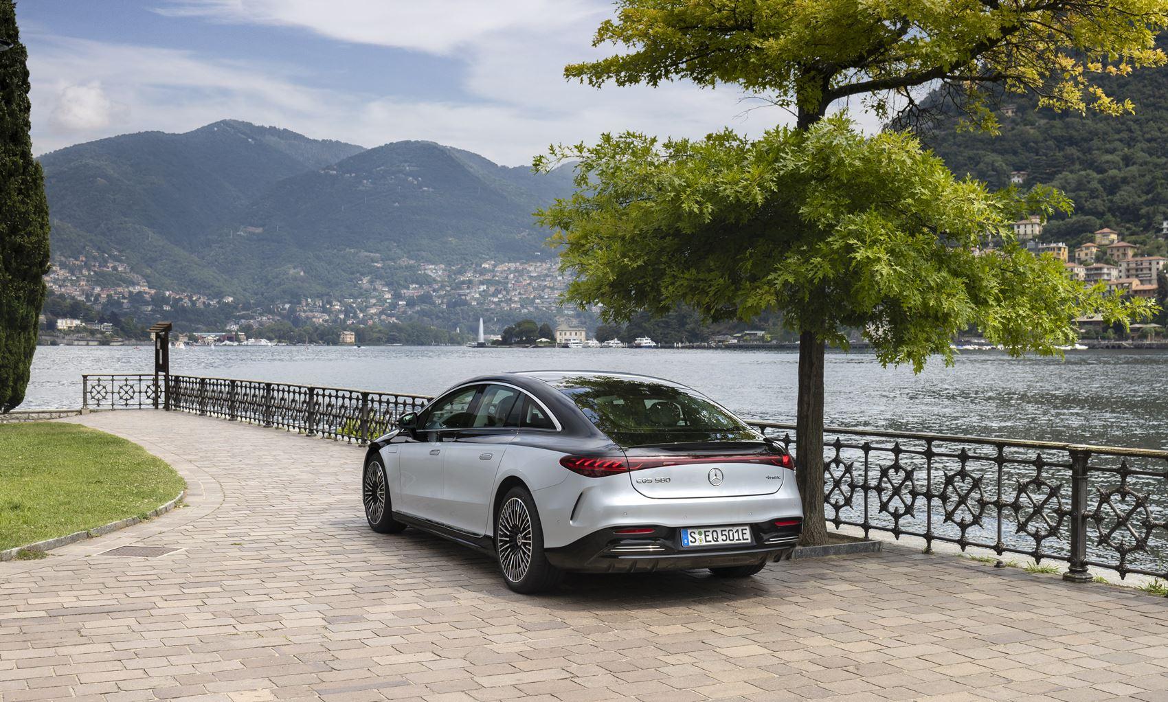 Mercedes EQS Edition 1