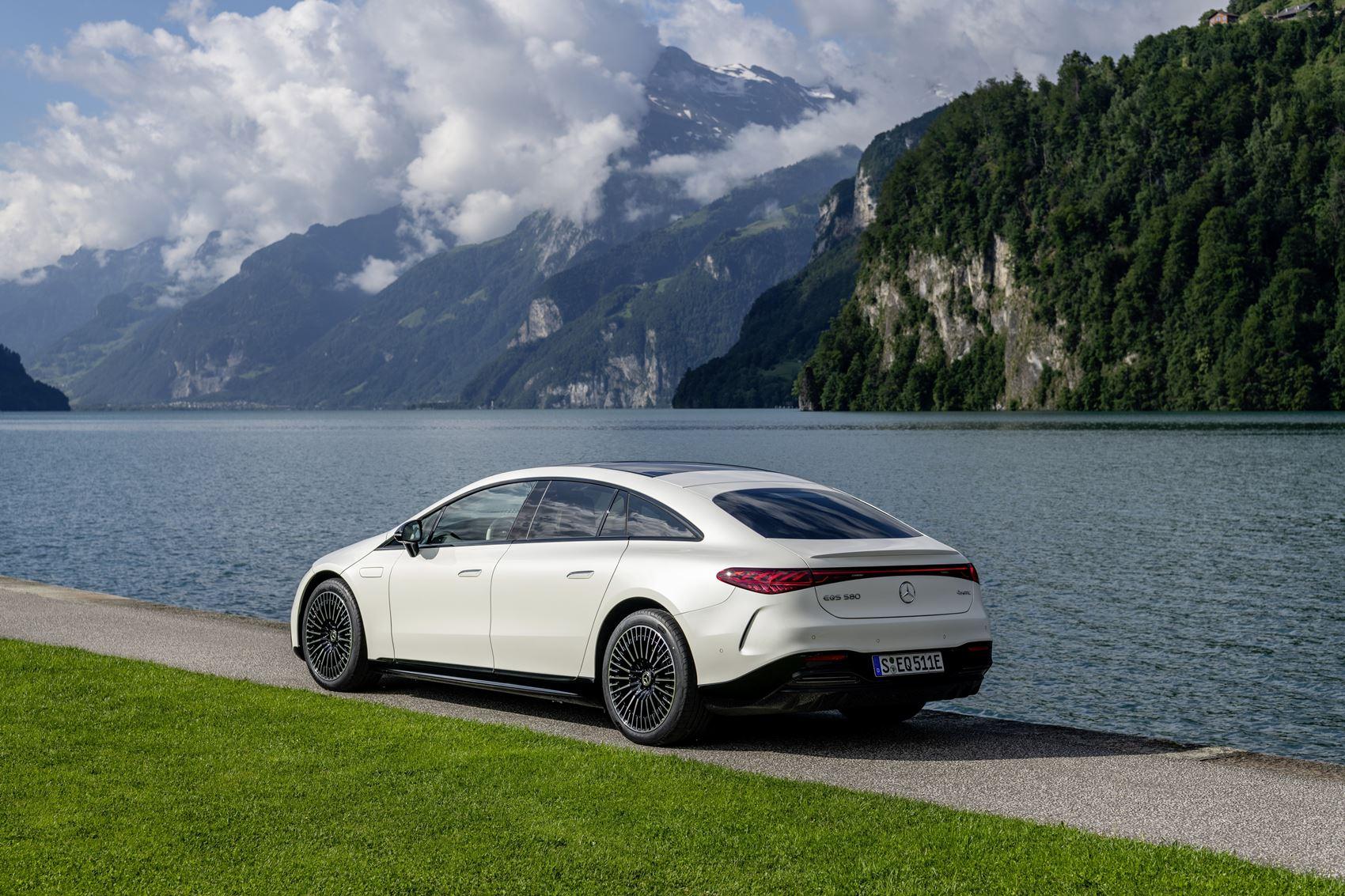 Mercedes EQS (V297)