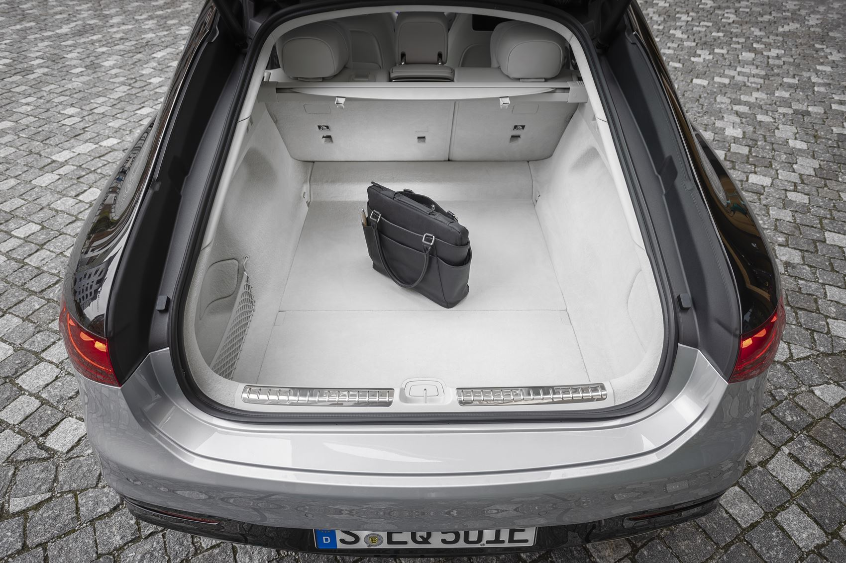 Mercedes EQS (V297) Kofferraum