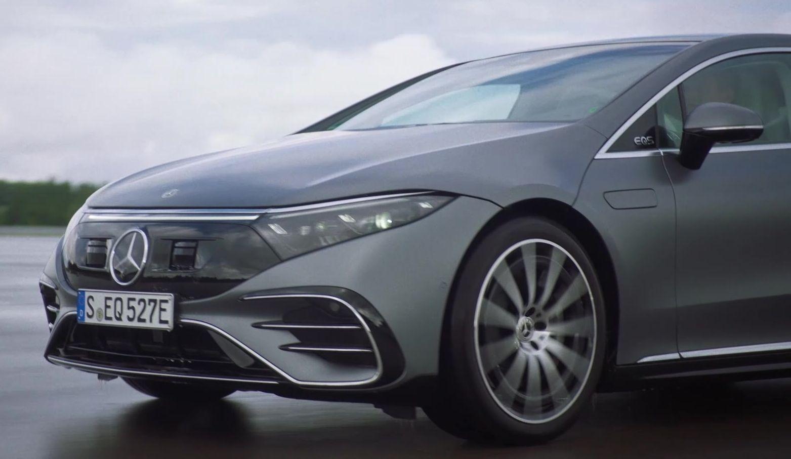 Mercedes EQS Level 3