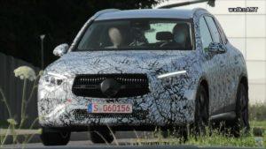 Mercedes GLC (X254) 2022